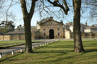 Hovingham Hall Grade I listed historic house museum in Ryedale, United Kingdom