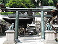 Hozanji shotendo torii.jpg