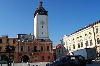 Hranice (Přerov District) Town in Czech Republic