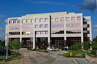 Huawei - Huawei office in Markham, Ontario, Canada
