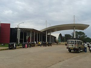 Hubli - South Western Railway headquarters, Hubli railway station