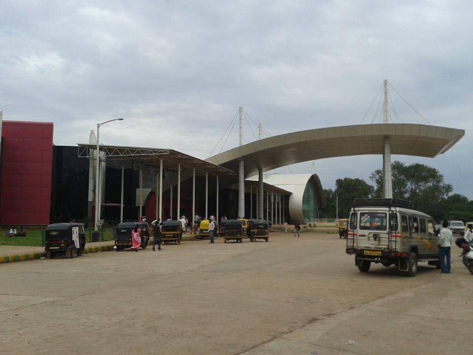 Hubli railway