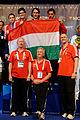 Hungary podium 2013 Fencing WCH EHS-EQ t221317.jpg
