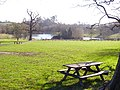 Hungerford Lake at Priory Farm, South Nutfield - geograph.org.uk - 114661.jpg