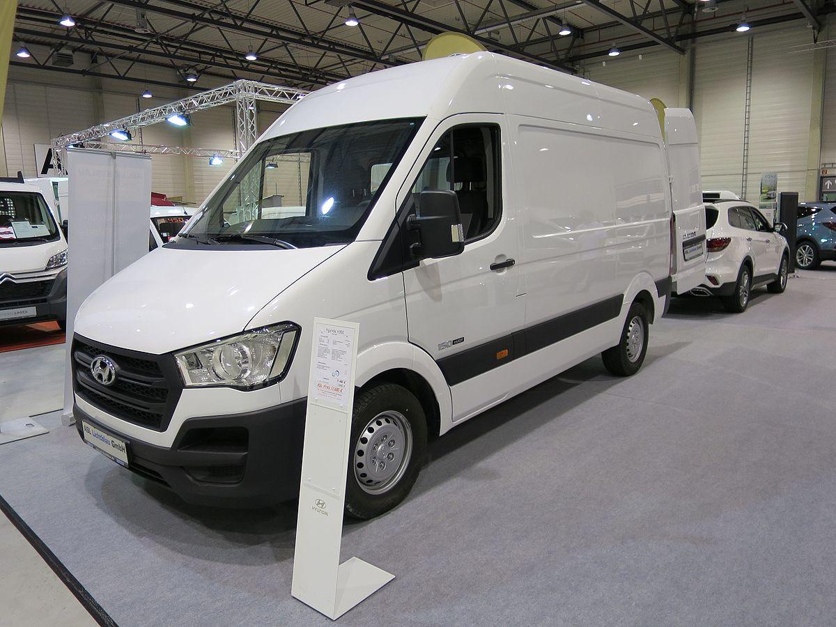 Ford Transit 350 >> Hyundai H350 — Вікіпедія