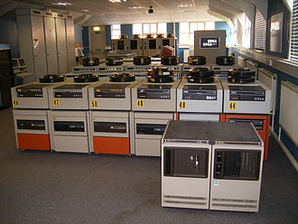 International Computers Limited - ICL 2966 at the National Museum of Computing
