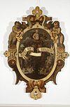 interieur, bord (beschilderd) - haarlem - 20262659 - rce