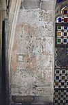 interieur, detail van schildering - margraten - 20304545 - rce