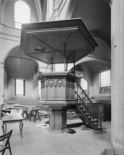 File interieur preekstoel amsterdam 20295013 rce for Interieur amsterdam