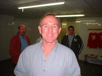 Ian Bowyer - Image: Ian Bowyer