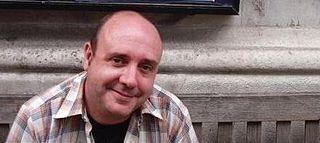 Ian Mobsby British writer