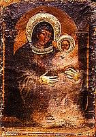 Icono de la Santísima Virgen María por Lucas Evangelista.jpg