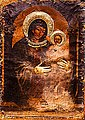 Icon of the blessed Virgin Mary by Luke the Evangelist.jpg