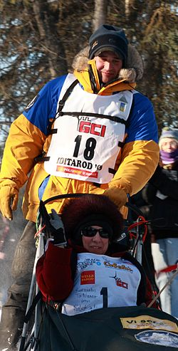 Iditarod musher Bjornar Anderson from Elverum, Norway (3411312975).jpg