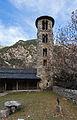 Iglesia de Santa Coloma de Andorra, Santa Coloma, Andorra, 2013-12-30, DD 02.JPG