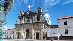 Soatá - Image: Iglesia de Soata