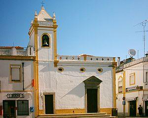 Mora, Portugal - Image: Igreja da Misericórdia de Mora