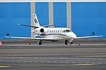 Ikar Aviation, S5-ICR, Cessna 560XL Citation Excel (42524682030).jpg