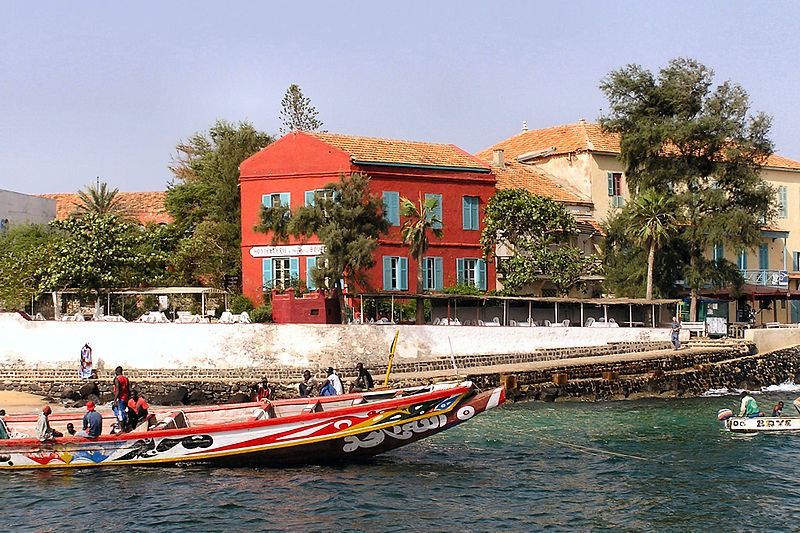 Senegal..Goree Adasi