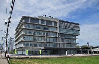 Imizu, Toyama - Imizu City Hall
