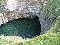 Impressive sea cave - geograph.org.uk - 953983.jpg
