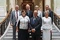 Ināra Mūrniece piedalās Ziemeļvalstu un Baltijas valstu (NB8) parlamentu priekšsēdētāju sanāksmē (20566089849).jpg