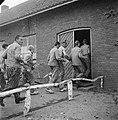 In het strafkamp te Vught, zijn 7000 Nederlandse collaborateurs en landverraders, Bestanddeelnr 900-4275.jpg
