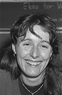 Ina Brouwer Dutch politician