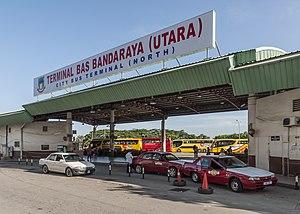 Inanam Sabah TerminalBasBandaraya-01