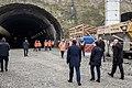 Inauguracja drążenia tunelu na odcinku S7 w miejscowości Naprawa.JPG