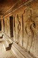 India Kuranganilmuttam Kal-Mandakam Cave Temple.JPG
