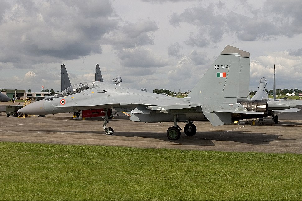 Indian Air Force Sukhoi Su-30MKI Lofting-4