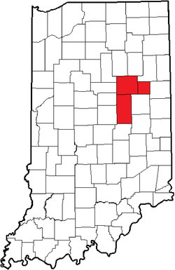 Central Indiana Conference locations
