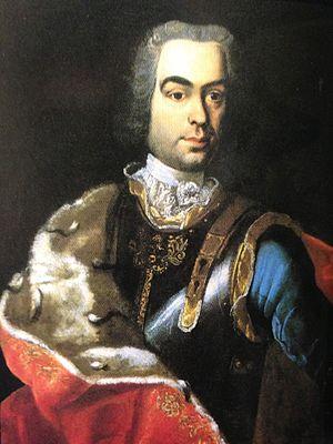 Polish–Lithuanian royal election, 1733 - Image: Infante Manuel, Conde de Ourem