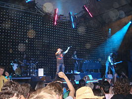 Infected Mushroom na festivalu Coachella 2007