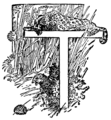 Initial at p. 101 in Just So Stories (c1912).png