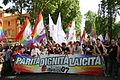 Inizio corteo del Gay Pride nazionale, Roma 16-6-2007 - Foto Giovanni Dall'Orto.jpg