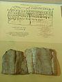 Inscripcion ibérica en plomo - Pico de los Ajos, Yátova.JPG