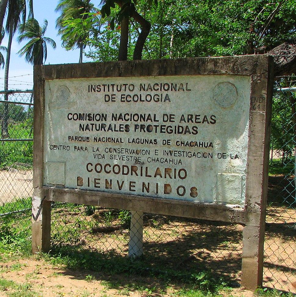 Instituto Nacional de Ecologia Chacahua