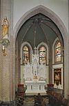 interieur, overzicht sint jozef altaar - lith - 20334154 - rce