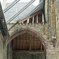 Interieur, rest van origineel kapconstructie - Bolsward - 20397602 - RCE.jpg