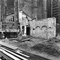 Interieur noord-west zijde voormalige sacristie, tijdens restauratie - Noordwijk-Binnen - 20169573 - RCE.jpg