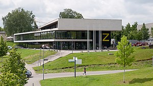 University of Stuttgart - Image: Internationales Zentrum Universität Stuttgart 1
