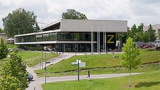University of Stuttgart - Image: Internationales Zentrum Universität Stuttgart 1