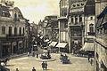 Intersectie strada Lipscani cu piata Sf Gheorghe.jpg