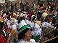 Inti Raymi festival at Cuzco, Peru.jpg