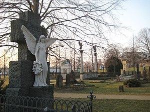 Invalids' Cemetery - Image: Invalidenfriedhof