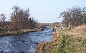 Inverugie - Inverugie Brig across the River Ugie