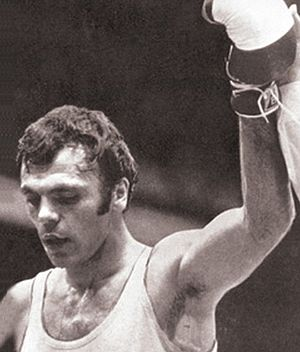 Ion Alexe - Alexe at the 1972 Olympics