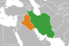 Iran Iraq Locator.svg